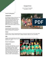 Campus News 11-6-09