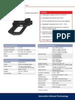 Optris P20 Datasheet