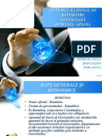 Sistemul national de audit financiar Romania - Spania