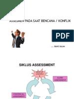 Assesment Pb or Konflik