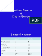 Rotational Inertia Energy 1151