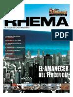 Revista Rhema Abril 2011