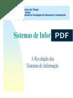 A Revolução Dos Sistemas de Informação