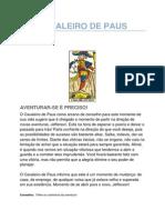 Cavaleiro de Paus