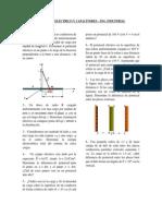 Potencial Electrico y Capacitores Semestre 2013 II