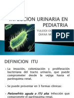 Infeccion Urinaria en Pediatria Final