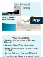 2-The Origin & Growth of Banking