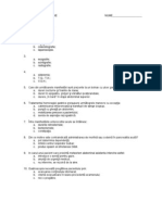Test Recapitulare Gastroenterologie
