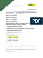 Evaluación Nacional 2014_Legislación Comercial