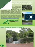 Petição pela abertura das Lagoas Empadadas, Lagoa do Canário e Pinhal da Paz ao fim de semana