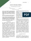 Articulo Informatica Medica Bioingenieria I
