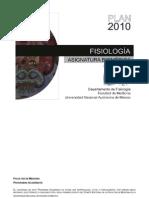 Programa Fisiología