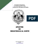 Apunte de Resistencia Al Corte 1-SUELOS II