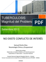 TUBERCULOSIS Setiembre 2013 Farmacia