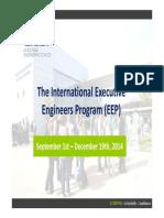 Executive Engineering Program EEP (1)