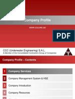 Ccc (Ue) Company Profile