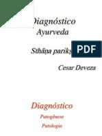 aula 325 diagnóstico em Ayurveda