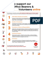 5 Ways We Support Our Office Bearers and Volunteers Online
