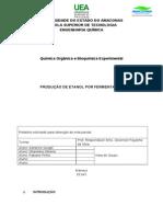 Relatório Orgânica 8