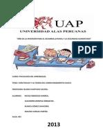 Monografia Pavlov Aprendizaje