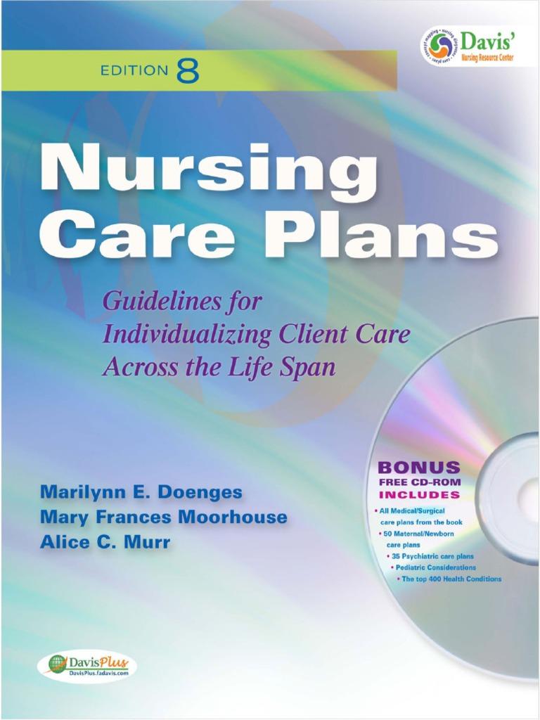 nursing care plan for cachexia