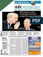 Le Monde Elafonissos 14 Juin 2014