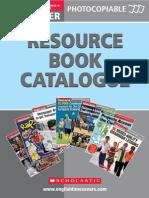 English Timesavers Catalogue