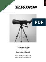 Travel Scope Instruction Manual_English
