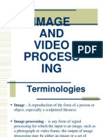#6 Image and Video Processing