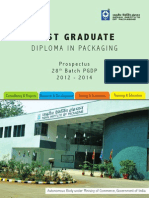 Indian Institute of Packaging Prospectus