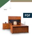 Compel Liberty Office Desk