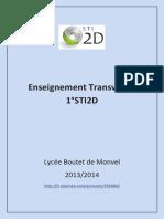 Classeur Enseignement Transversal