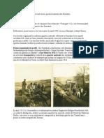Momente Semnificative Privind Istoria Gazelor Naturale Din România