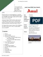 Amul - Wikipedia, The Free Encyclopedia