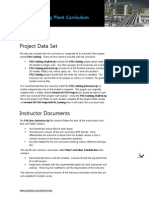 Plant 2014 Curriculum Instructions
