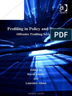 Profiling in Policy