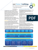 Data Profiling Data Sheet Catalyst