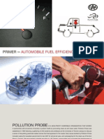 The Primer on Automobile Fuel Efficiency and Emissions