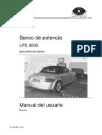 Banco de Potencia LPS 3000