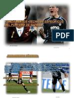 Fundamentos Técnicos Del Portero de Futbol