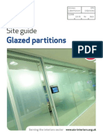 AIS Site Guide for Glazed Partitions
