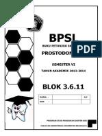 Bpsl Blok 11 2014 Booklet