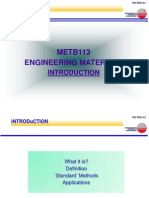 Engineering Materials 01 Introduction