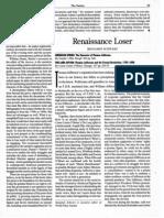 Renaissance Loser17062014