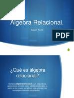 Algebra r