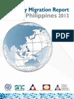 CMReport Philipines 2013