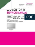 m 227 w Dp Pc Service Manual