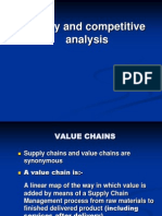 Industry and Competitive Analysis (2)