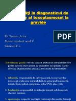 Actualităţi În Diagnosticul de Laborator Al Toxoplasmozei (1)