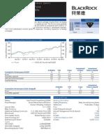 Bgf Global Equity Income Fund Factsheet Sg En